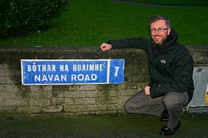 I'm looking forward to representing the new areas of Dublin West along the Navan Road and Pelletstown.